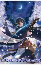 The Blue Swordman by ValiLuciver