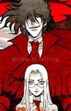 My partner a vampire (Alucard x reader) by taztaz92