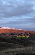 teo torriatte // Liam Gallagher by mercvriez