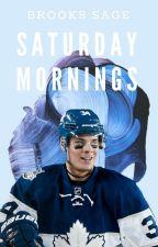 saturday mornings 〷 auston matthews by save-my-soul