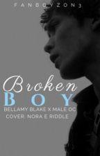 [1] broken boy • Bellamy Blake  by FanBoyZon3