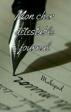 Mon Cher Détestable Journal  by Makipad