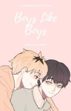 Boys Like Boys ➸ Hide x Kaneki by SinDumpling