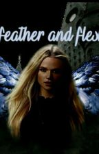 flesh and feathers  by _Roleplay_Mom_