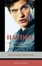 Hayden  by AnaVictoria157