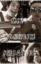 Milo Manheim Imagines by AngiWrites