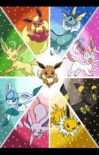 The Eeveelutions by RubyJr001