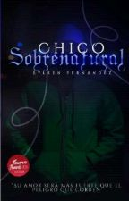 Chico Sobrenatural by danielalayn7
