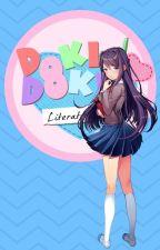 Yuri's Afterimage (A DDLC Fan-Fic) (Yuri x Male Reader) by DarkFictionDude