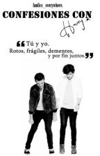 Confesiones con Harry. [Larry Stylinson] by fanfics_everywhere