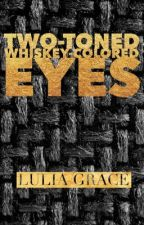 Two-Toned Whiskey-Colored Eyes (Teen Wolf   Sterek) by LuliaRayaGrace