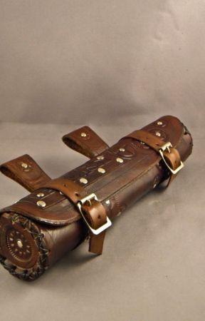 Traveler's Gift by LunaeRevel