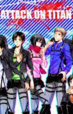 Attack On Titans ( Shingeki no Kyojin ) by JaneKimpoyxD