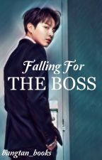 FALLING FOR THE BOSS // JJK ✅ by bangtan_books