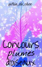 Concours plumes d'oiseaux [FERMÉ] by trio_de_choc