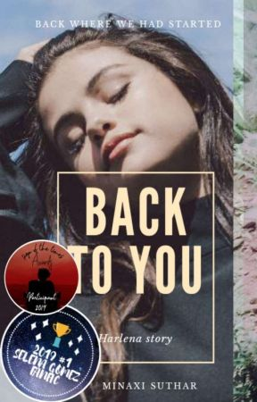 Back To You ⊰⊹ (H.S)  by harlenabee