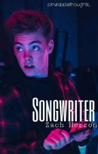 Songwriter | Zach Herron by Pineapplethoughts_