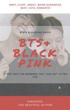BTS x BLACKPINK imagines (I ACCEPT REQUESTS)  by -sadrei-
