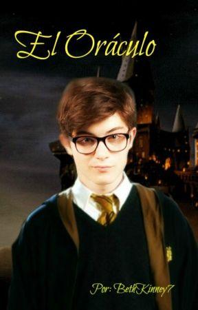 Extranjero en Hogwarts by BethKinney7