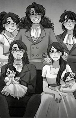 The Hamilton Family (Modern fanfic) by abbyisoneofakind