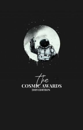 The Cosmic Awards 2019 Edition by thecosmicawards