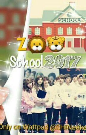 Zoo School 2017 - CAST UNIT 1 - Wattpad