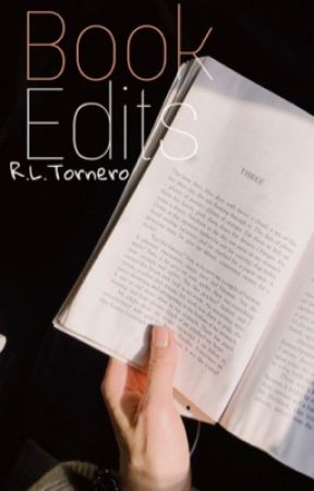 BOOK EDITS by NylasAngel