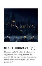 Misja Hogwart! PercyJackson&HarryPotter by Persiakowa532