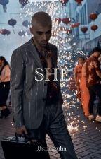 she    zayn🔱✅ by hazzuha