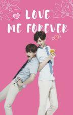 Love Me Forever -Chanbaek/Baekyeol by nikkiyeollie