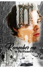 Remember Me ◊ Larry ◊ TERMINEE by PhilPlumeFic