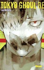 Des mots imprononçables (kuki urie x reader) Tokyo ghoul:re by xxTKxRExx