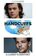 Handcuffs || LARRY by Catshi000