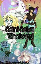 WhatsApp Saint Seiya by AnastasiaNovoa