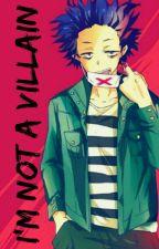 I'm not a villain (Hitoshi Shinso x reader) by Awesomelemonaids