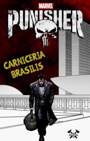The Punisher: Carniceria Brasilis by OtavianoLacet