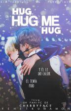 Hug me. ꒰✧꒱ vмin 뷔민 by chxbbyface