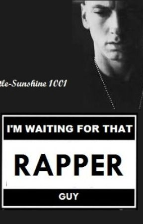 I'm waiting for that rapper guy (an EMINEM fanfic) by spacebounder