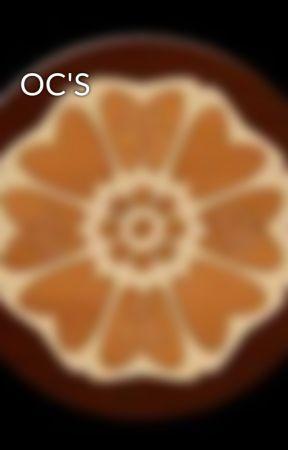 OC'S by TheRWBYFamilton