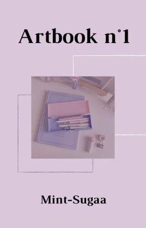 My artbook ( Français ) by Ptiteinventrice