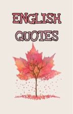 ENGLISH QUOTES by mandastory