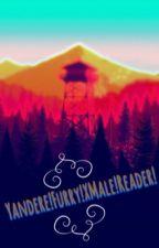 Male Reader X Yandere Female Furry VOLUME 2 by NoGoalGal