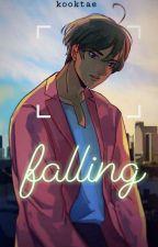 Falling. •kooktae• (1) by kooktae-af