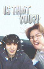 is that you?! - chanbaek by starrywhispers