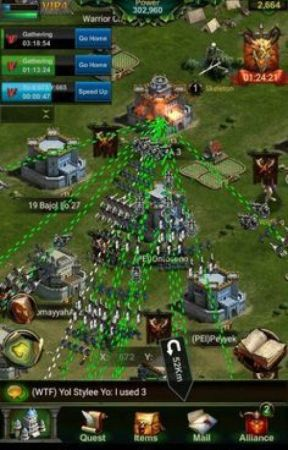 Clash Of Kings Hack Cheats Online Get 999,999 Free Food and