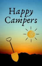 Happy campers by Bobono3