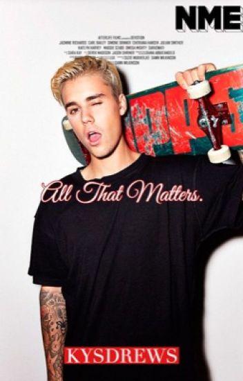 All That Matters | jb