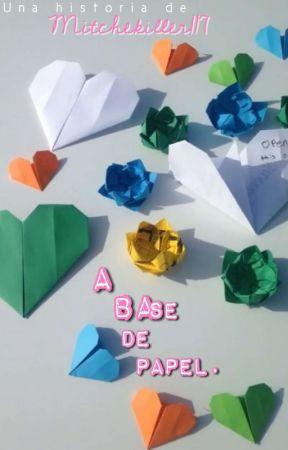 A base de papel || ChenMin by Mitchekiller117