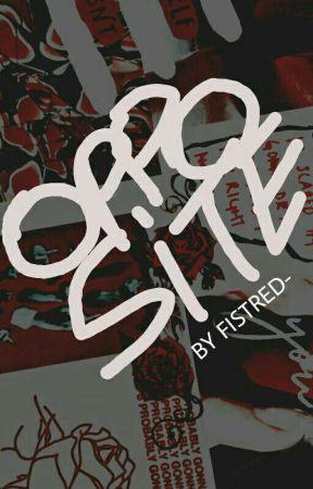 opposite                                                     [T'CHALLA UDAKU] by fistred-