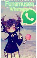 funamusea ; whatsapp by imaspookyfairy